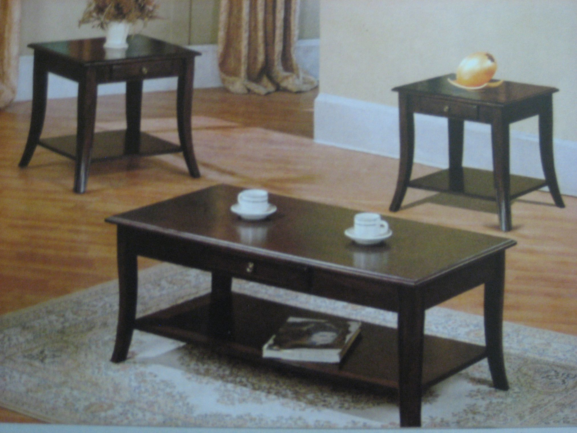 Dark Wood Coffee Table Set Rooms to Go Living Room Set Check