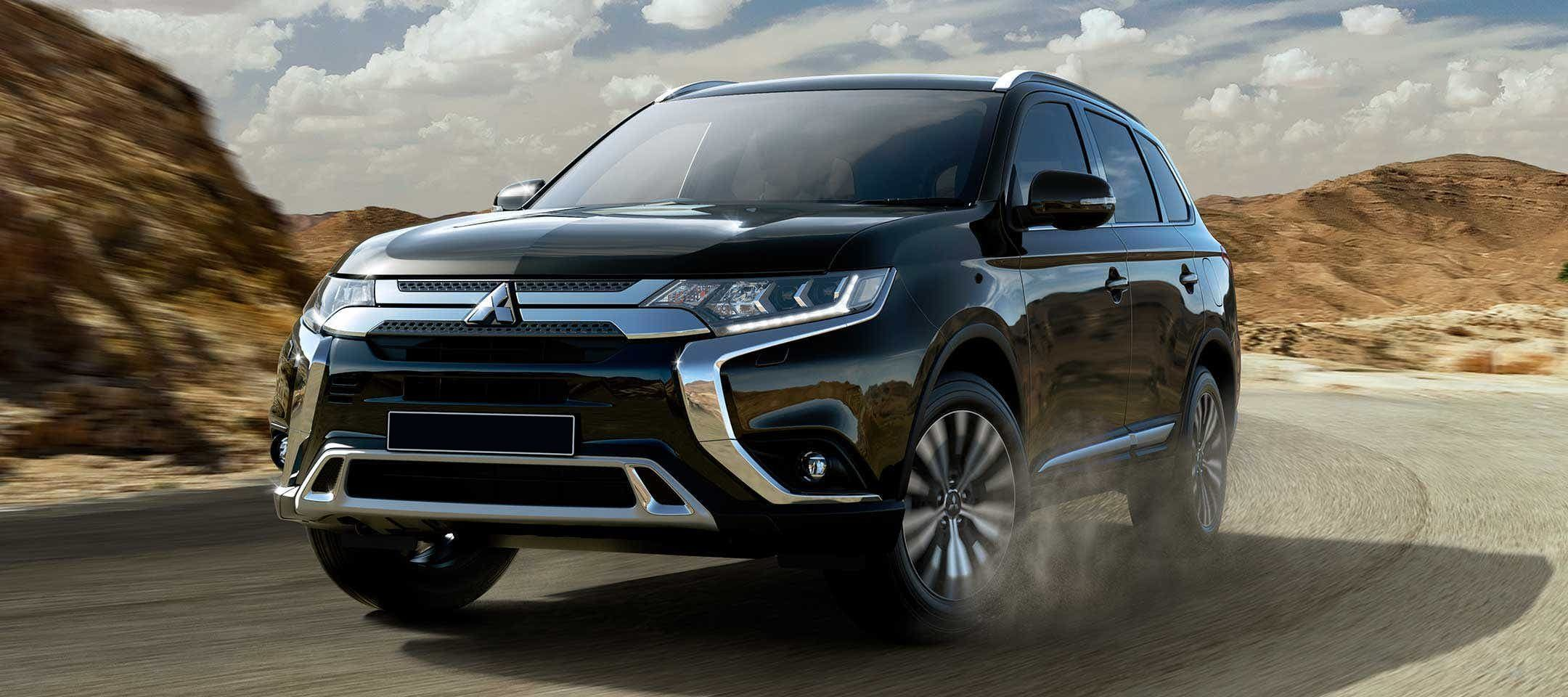 The spacious, versatile and refined SUV 🔥 Mitsubishi