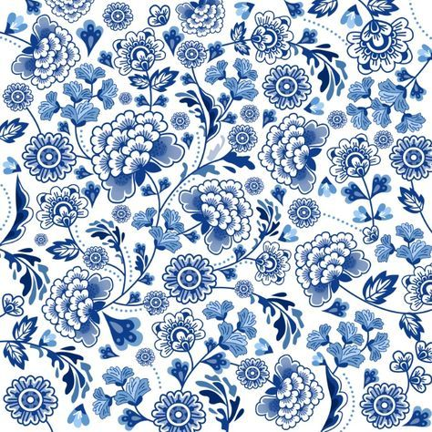 Porcelain Chinese Pattern Blue Patterns Pinterest Magnificent Chinese Fabric Patterns