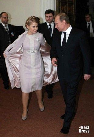 Тимошенко в юбки фото #2
