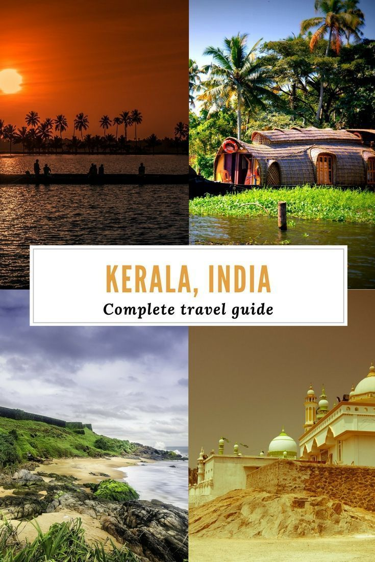 A complete travel guide to Kerala, India The best places to see in Kerala. This complete travel guided to Kerala includes famous attractions, tips, off the beaten path places, and more. #aroundtheworldtrips