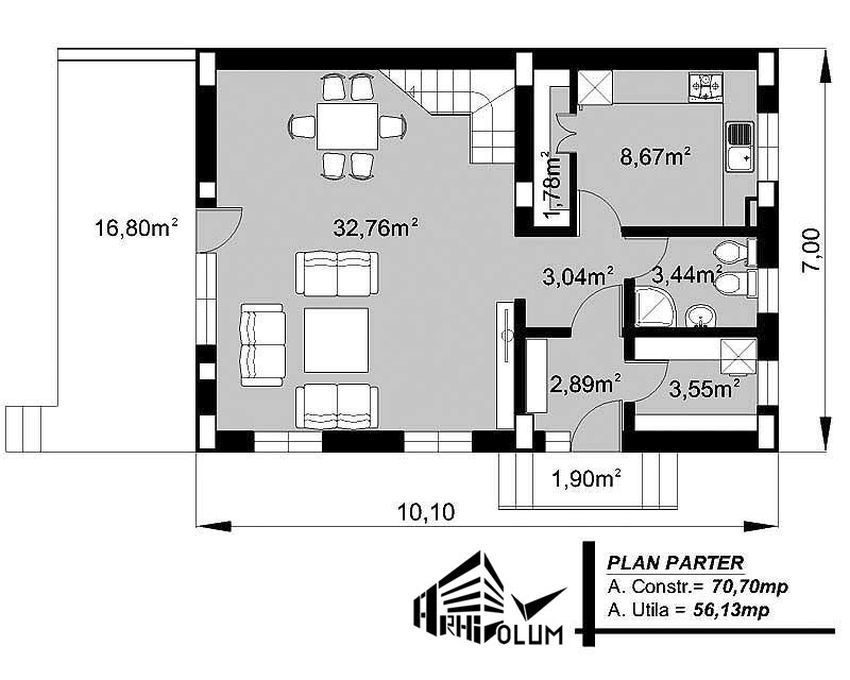 9 Meter House Plans