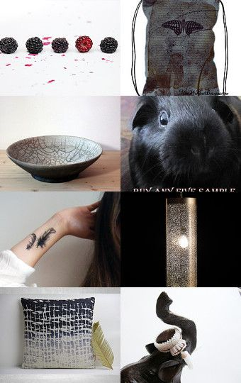Black shadow by Audrone Monkiene on Etsy--Pinned with TreasuryPin.com