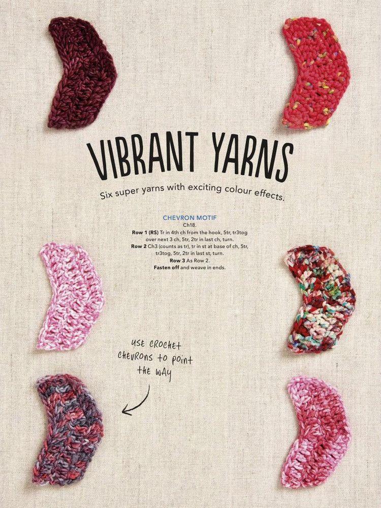 Simply Crochet №44 2016 - 轻描淡写 - 轻描淡写 | Crochet patrones ...