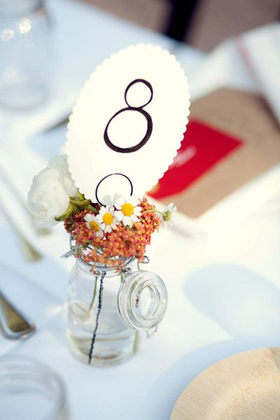 #table number #wedding