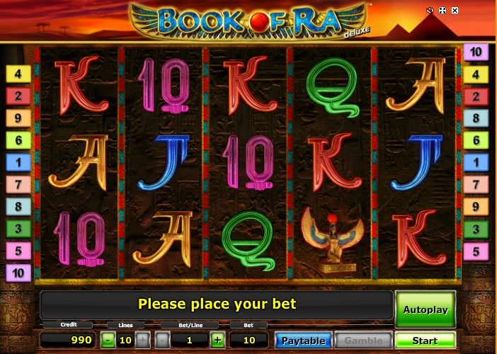 Play Book Of Ra For Free Online