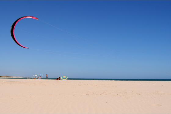 Praia da Cacela Velha, Vila Real de Santo António- Com água quente e cristalina…