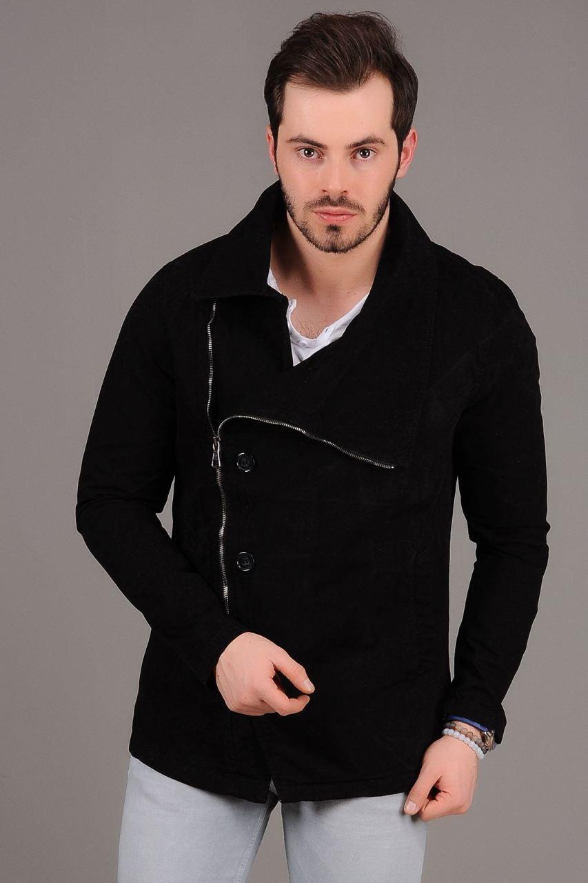 Yan Fermuarli Siyah Ceket Giyim Indirim Kampanya Bayan Erkek Bluz Gomlek Trenckot Hirka Etek Yelek Mont Kase Kaban Elbis Siyah Ceketler Moda Ve Hirkalar
