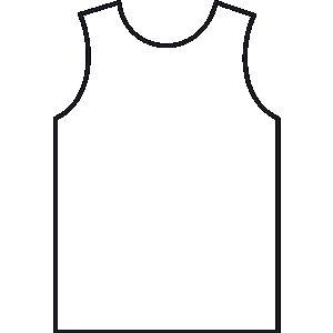 34 awesome basketball jerseys clipart football pinterest rh pinterest com baseball jersey clip art images baseball jersey clip art free