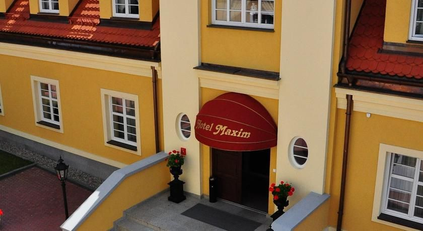 Maxim Kwidzyn Hotel Maxim is ideally situated in the