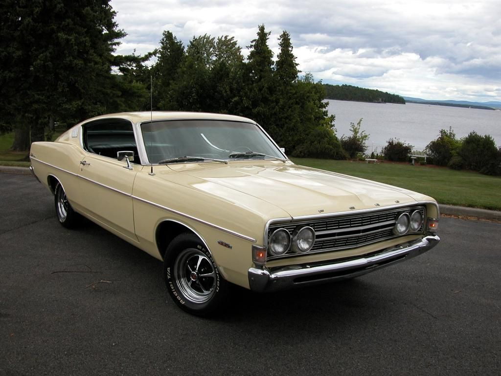 1968 FORD FAIRLANE | Picture of 1968 Ford Fairlane, exterior