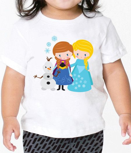 Camiseta Frozen - Layouteria | Arte + Multicoisas