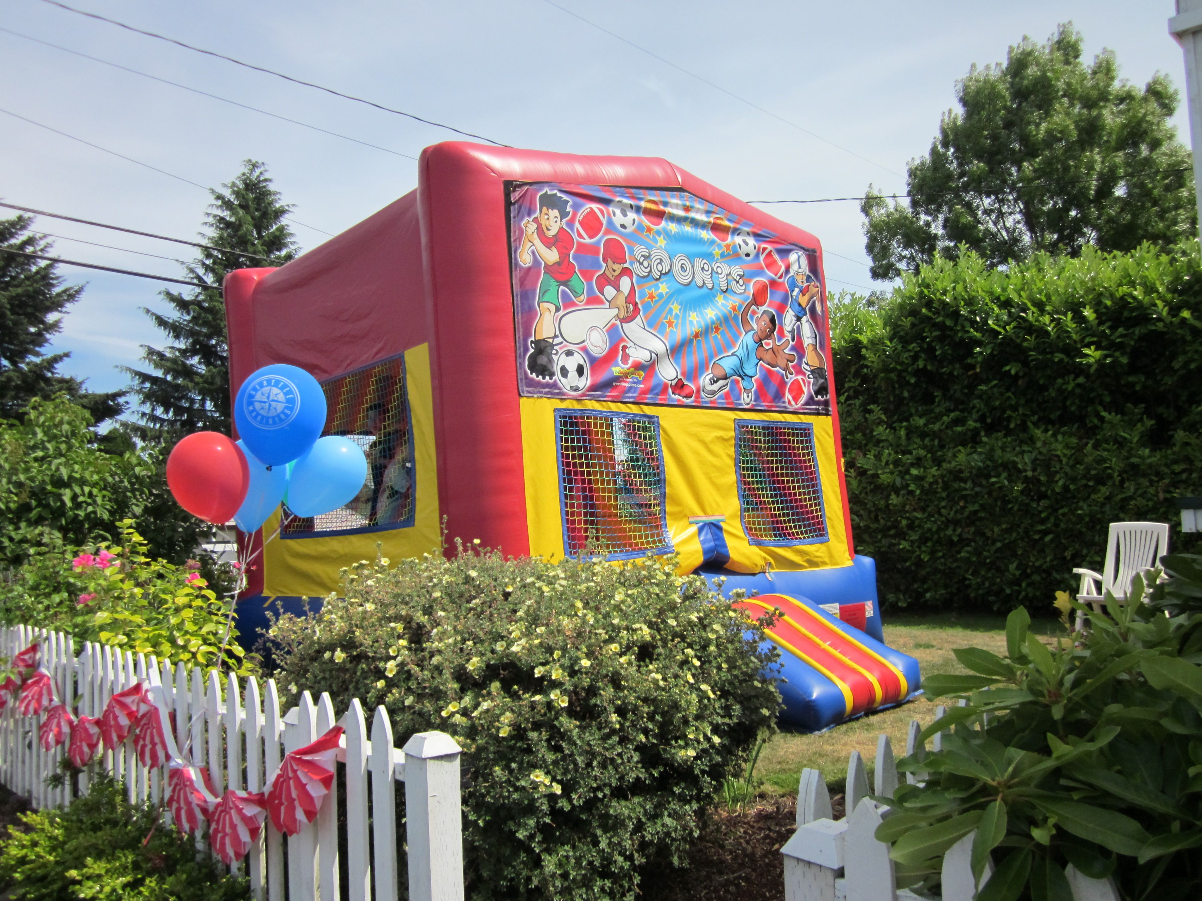 Let's Party! Backyard Birthday Rentals for Every Kind of ...