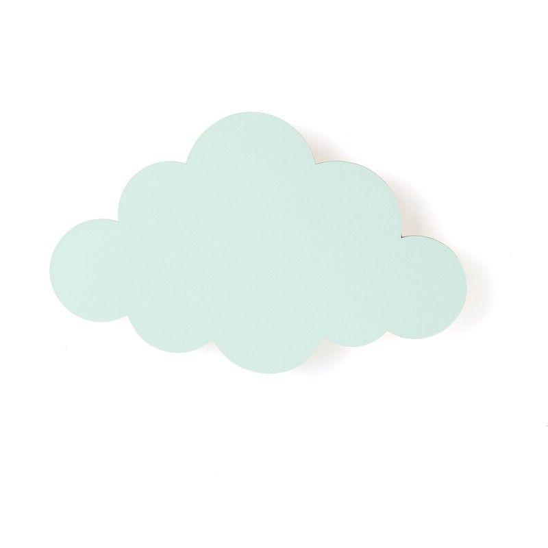 Wandlampe wolke in mint von ferm living babyzimmer in 2019 pinterest kinderzimmer kinder - Wandlampe babyzimmer ...