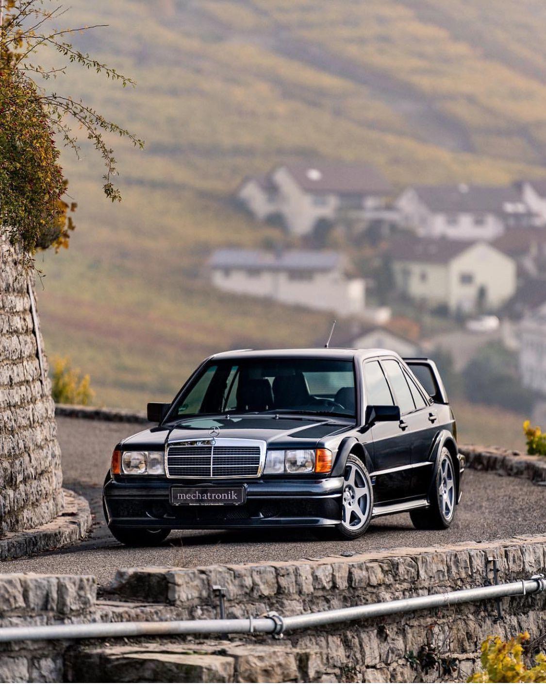 Mercedes Benz 190e 2 5 16 Evolution 2 Mercedes Benz 190