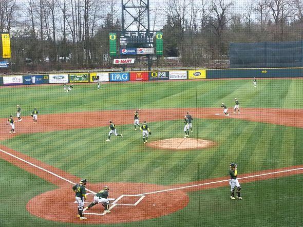 Oregon Ducks Baseball Sweeps Midweek Home Away Series With Portland Oregon Ducks Baseball Oregon Ducks Baseball