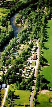 Indian Valley Campground in Middleville, near Grand Rapids. (2.5 hours from home)