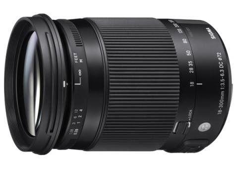 Photo Infos: Sigma Corporation Announces New 18-300mm F/3.5-6.3 DC Macro OS HSM Contemporary