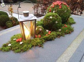 Auf der Suche nach winterlicher Dekoration für den Garten? Dann sind diese 8 Ideen genau richtig für Sie! #deconoel