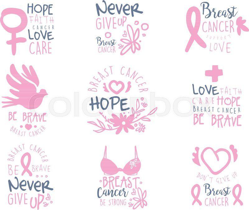 عبارات عن سرطان الثدي بالانجليزي Cancer Hope Cancer Care Cancer
