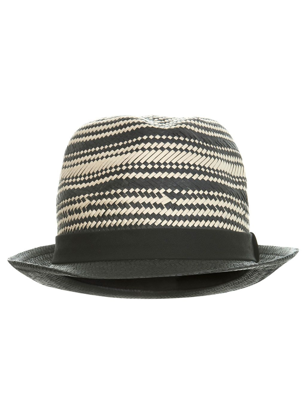 Black trilby hat - perfect for those mornings when it's a struggle making your way to get breakfast and you feel like hiding!