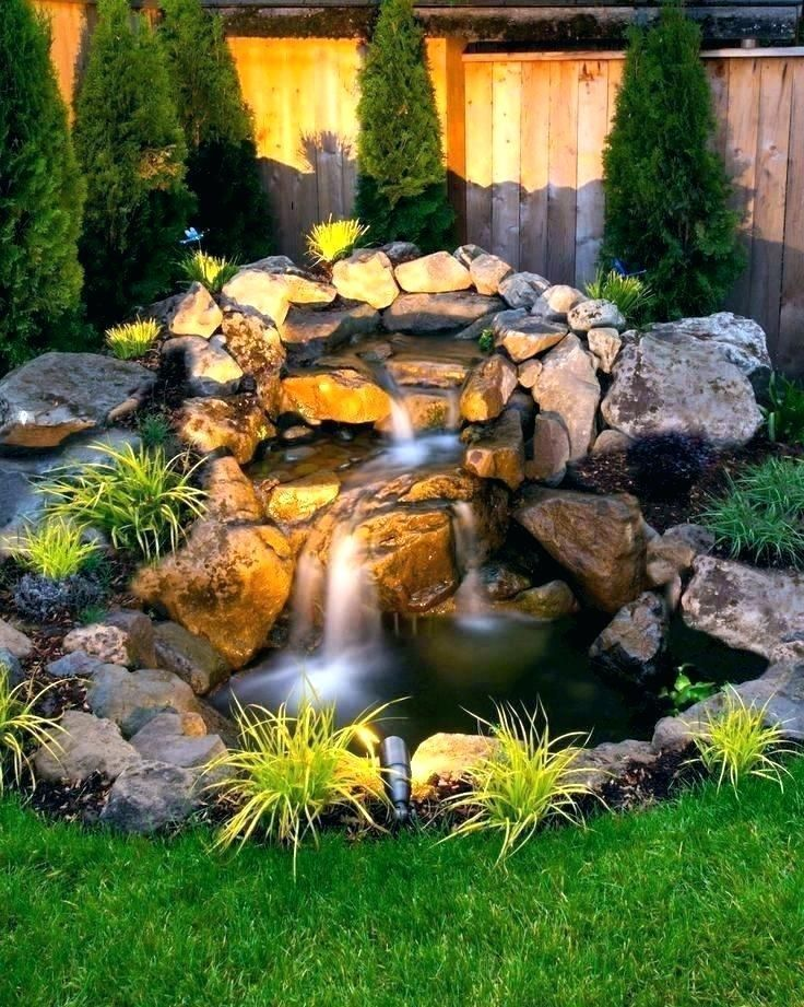 Back Yard Ideas With No Grass Small Backyards Without ...
