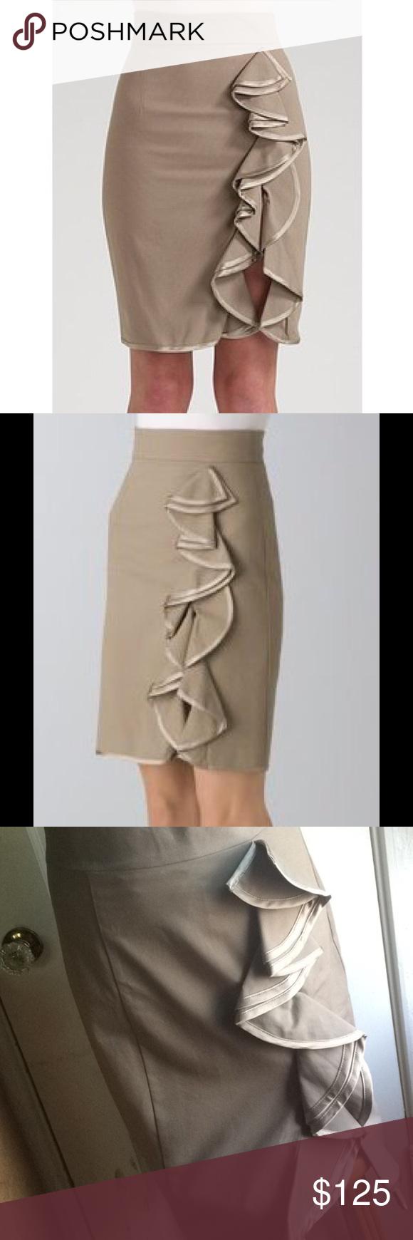 Nanette Lepore Garden Party Skirt Nanette Lepore Garden Party Skirt New Size 6 Nanette Lepore Skirts
