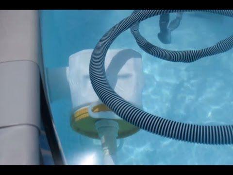 Homemade Pool Cleaner Diy Pool Cleaner Diy Diy Pool Homemade Pools