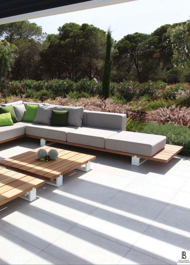 Le salon de jardin en résine tressée en 52 photos! | Outside ...