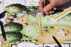landscaping design | Design landscapedesign intricate floor designs landscape design Design ...