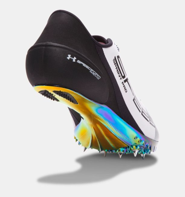 Honorable local Huracán  UA SpeedForm® Sprint Pro Track Spikes | Under Armour US | Track and field,  Spikes track, Track workout