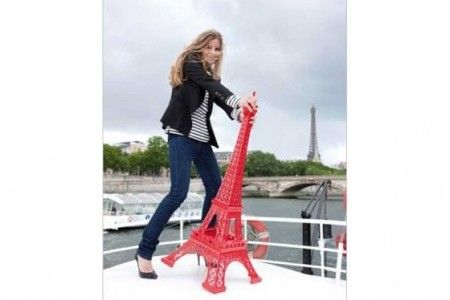 Merci Gustave Ze Big Tour Eiffel Geante Ze Big 1 1 M Merci Gustave Achat Tour Achat Decoration Originale Produits Innovants