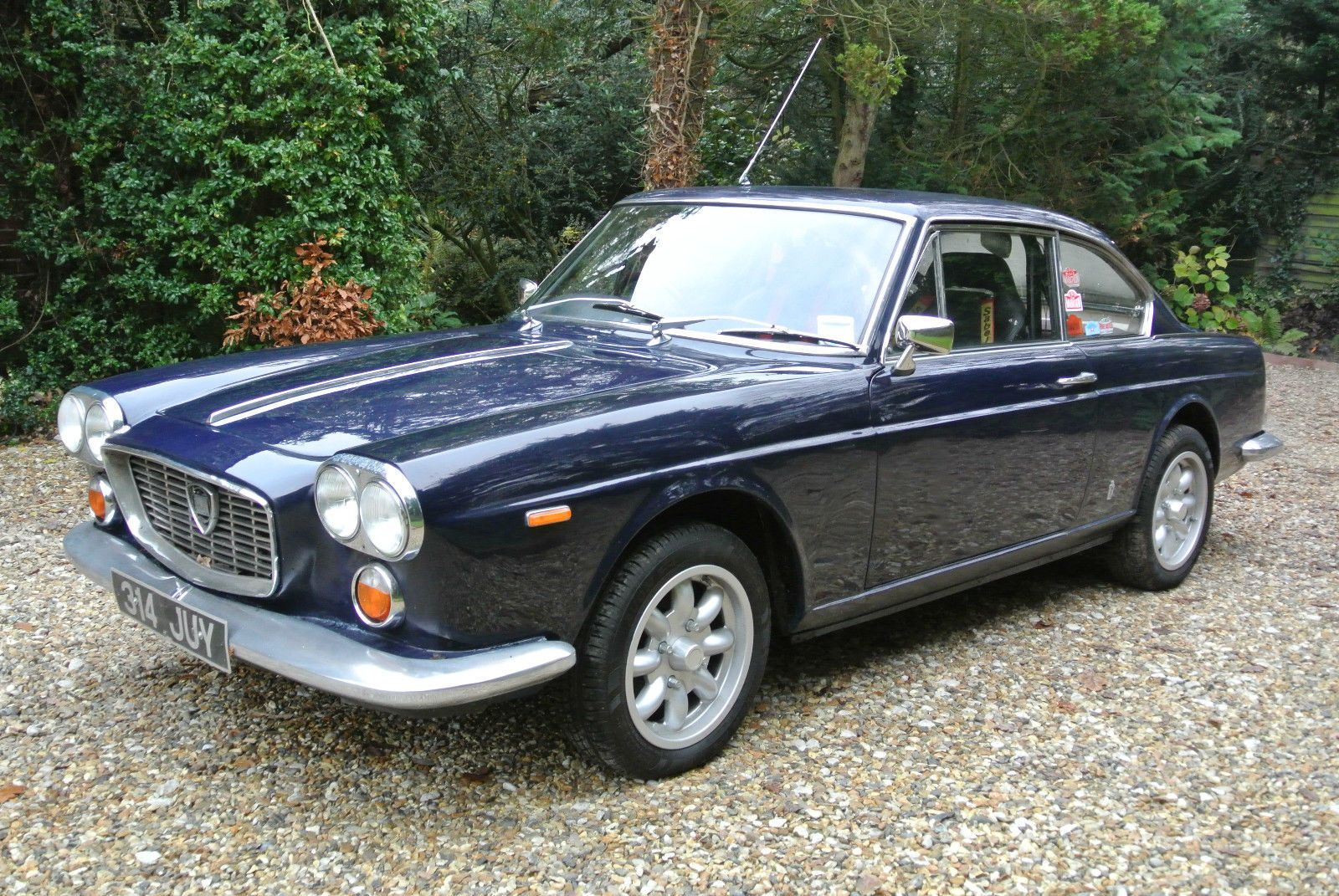 1963 LANCIA FLAVIA Pininfarina COUPE A Well known Rally prepared ...