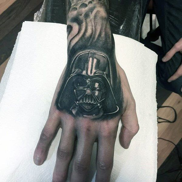 b599d19b2 Capture the Empire's boss with the top 100 best Darth Vader tattoo designs  for men. Explore cool Star Wars ink ideas with looming force and lightsabers .