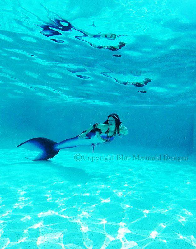Colas De Sirena Sirenas Verdaderas