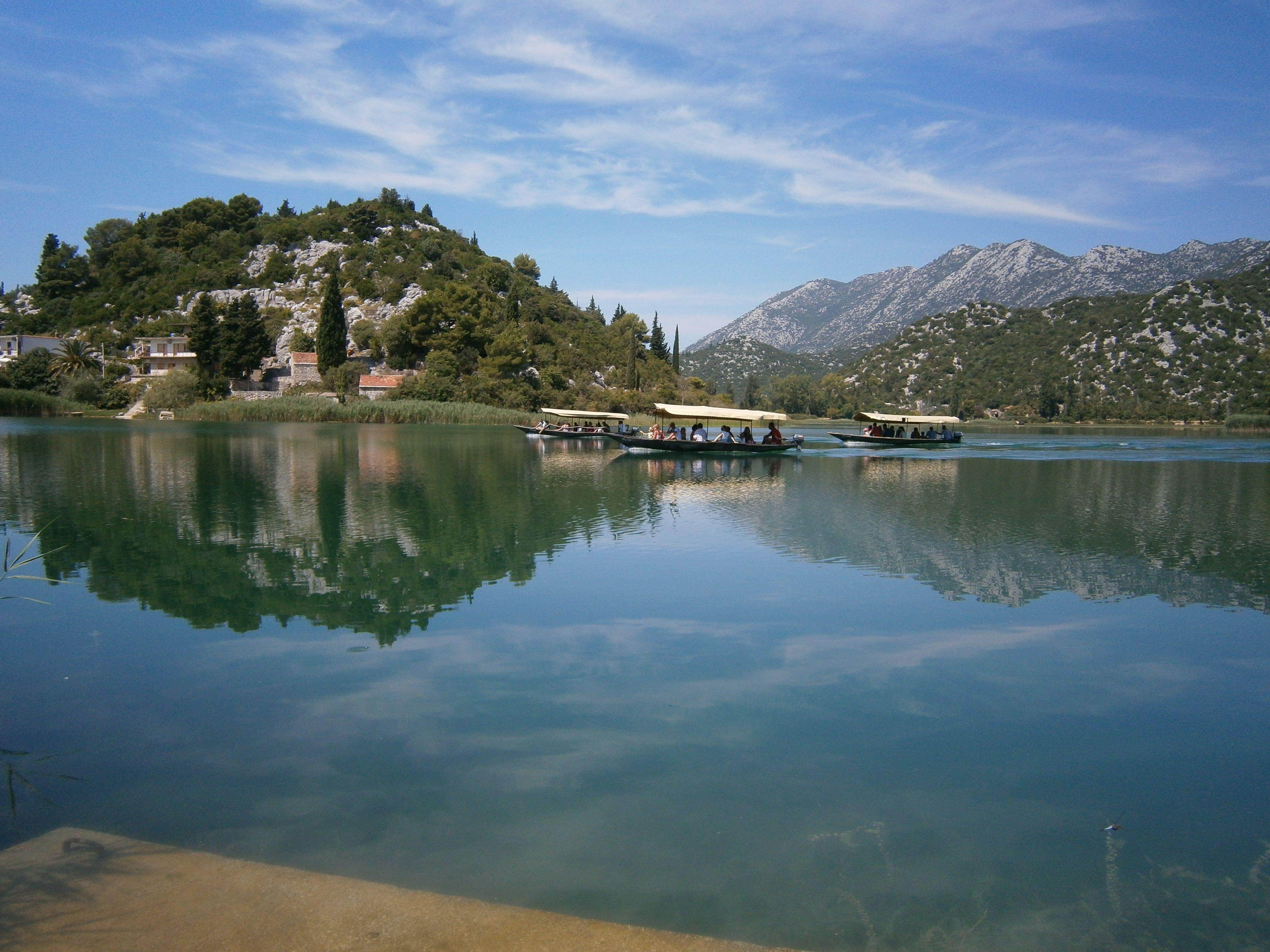 Baćina lakes