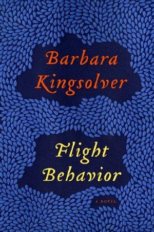 Flight Behavior by Barbara Kingsolver  a good book on so many levels- loved it!