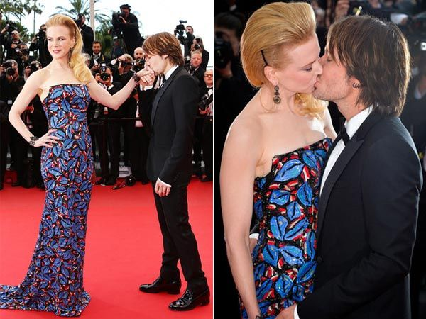Nicole Kidman Keith Urban S 9th Wedding Anniversary