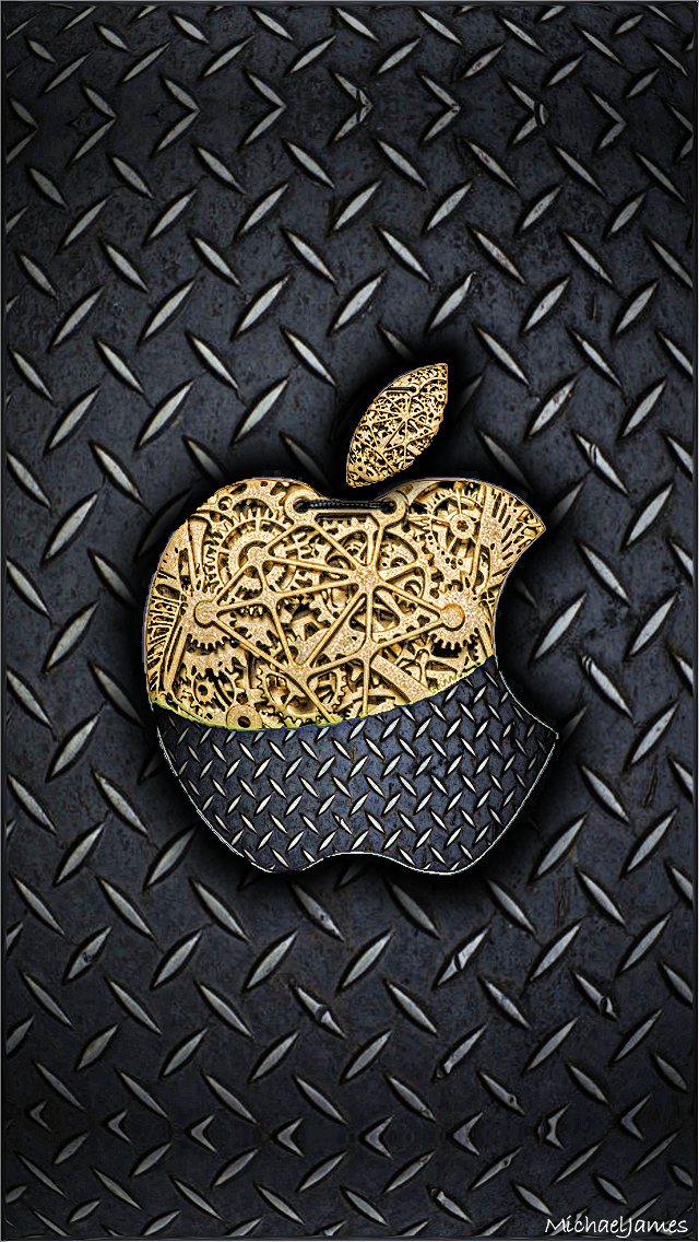 Mechanical Apple 01 Apple Iphone 5s Hd Wallpapers Available For Free