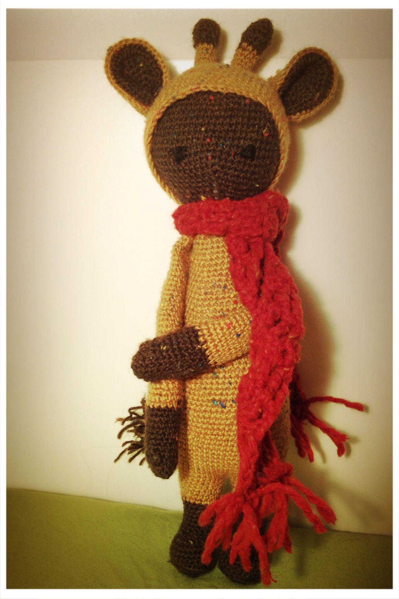 lalylala giraffe mod made by Constanze P. / based on a lalylala doll ...