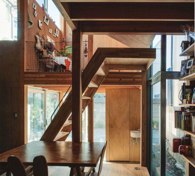 Kazuyo Sejima - Dangozaka house, Tokyo 2014 Scans via, photos - interior trend modern gestein