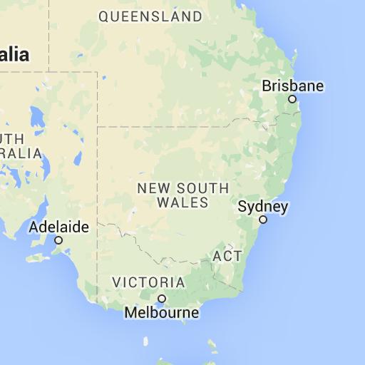 Roadmap Australia: Fuel Consumption Calculator, Travel Time ...