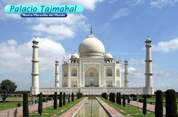 Pin En Filosofia Y Cultura India Antigua Taj Mahal Es Un Mausoleo Construido Por El Emperador Sha Jahan En Honor A Su Esposa Fallecida