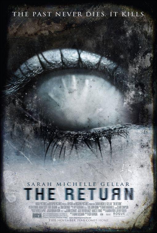 El Regreso Peliculas De Terror Horror Movie Posters Carteles De Cine