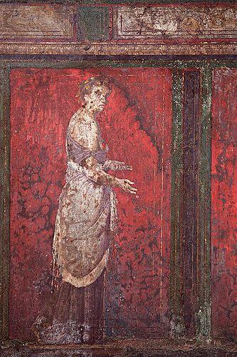 Pompei, villa des Mystères