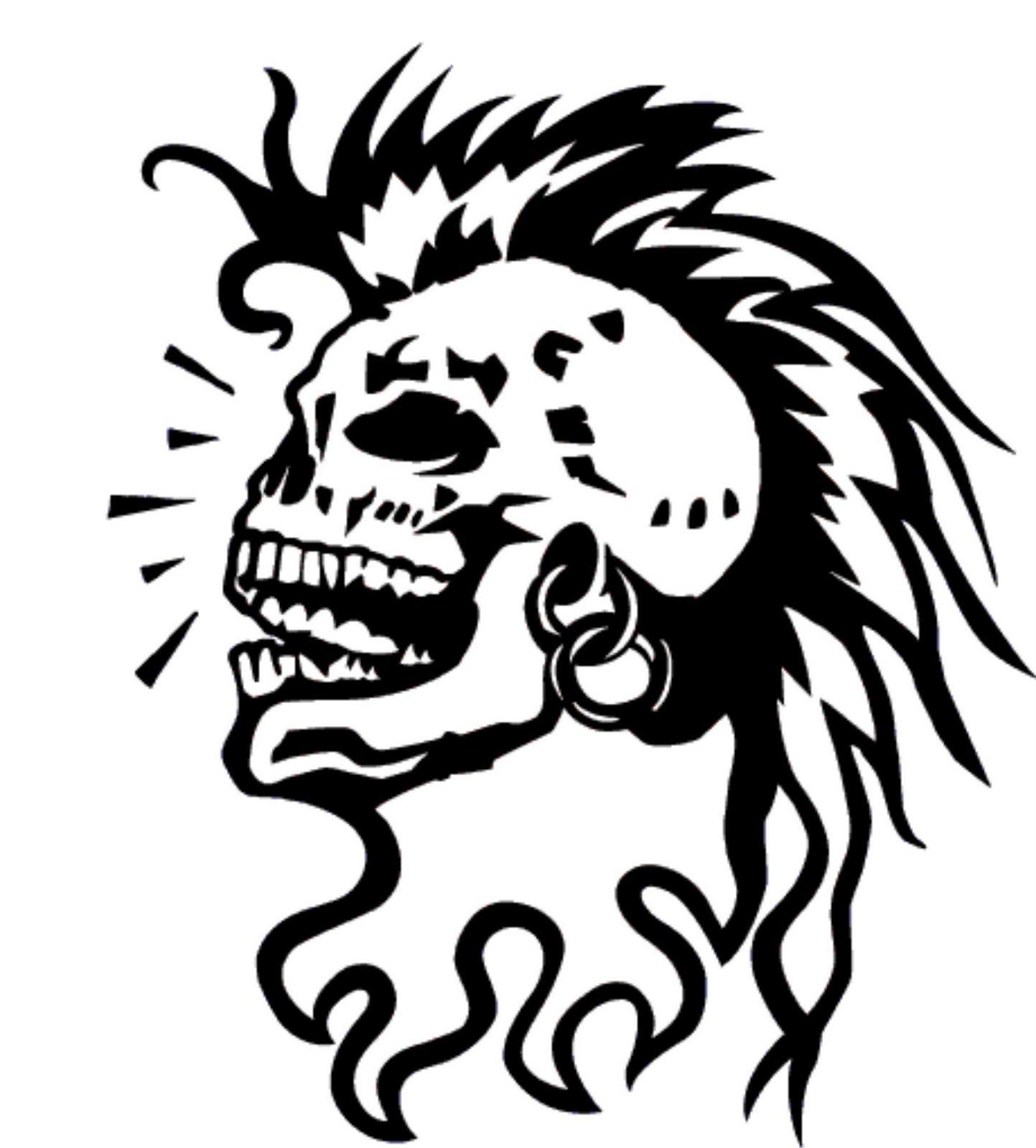 Henna Tattoo Design Tribal: Simple Henna Tribal Tattoo Designs