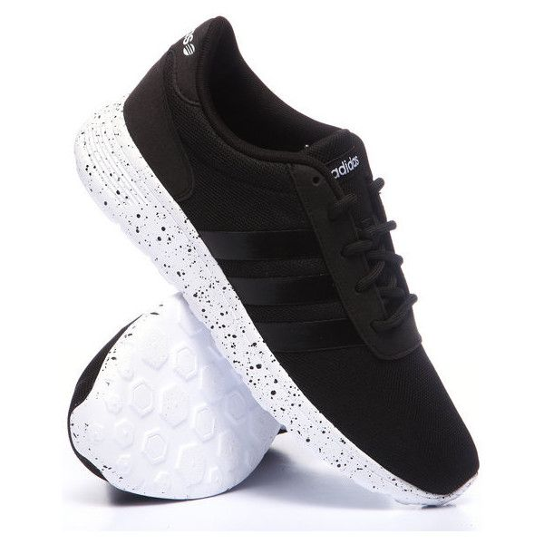 lite racer w sneakers by Adidas ❤ liked