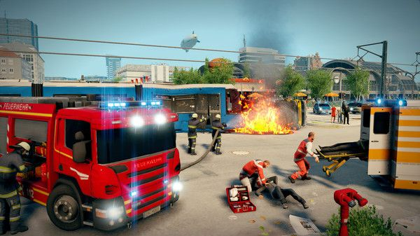Download and play emergency 5 pc game,the game requires