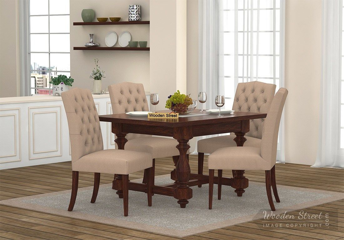 Buy Luxurious Dining Room Furniture Online From Wooden Street And