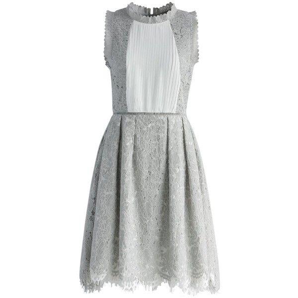 Essence Lace Dresses